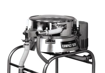 Przesiewacz kontrolny Russell Compact Airswept Sieve™