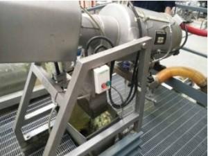 Przetwarzanie pektyny za pomocą wirówek odśrodkowych