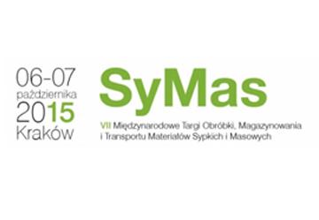 Russell Finex zaprezentuje swoje maszyny przesiewające na targach SyMas 2015
