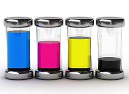 Farby drukowe i barwniki