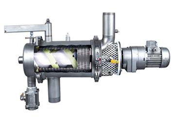 Filtry liniowe Russell Finex do zastosowań przemysłowych i sanitarnych