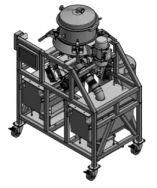Odzyskiwanie proszków drukarskich EBM - produkcja przyrostowa